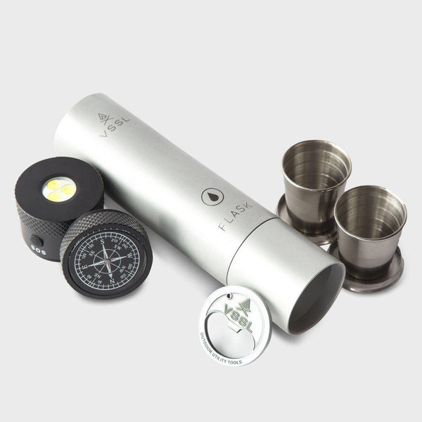 product: VSSL Flask Silver