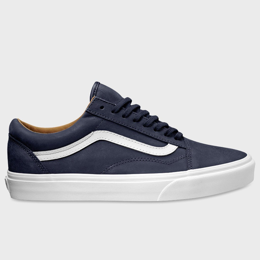 Vans Old Skool Premium Leather Shoe