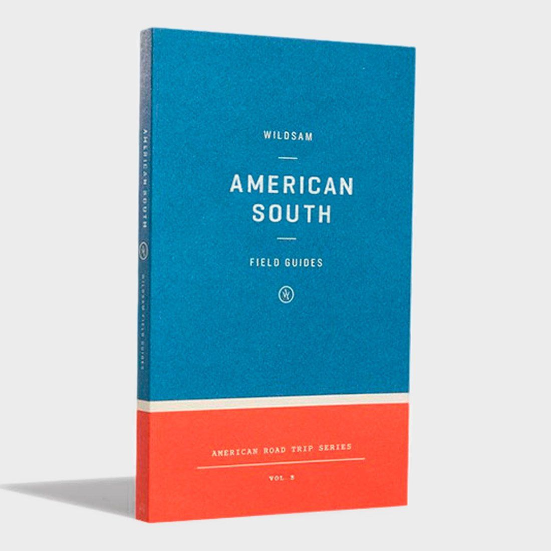 Wildsam American South Road Trip Book