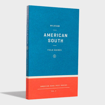 product: Wildsam American South Road Trip Book
