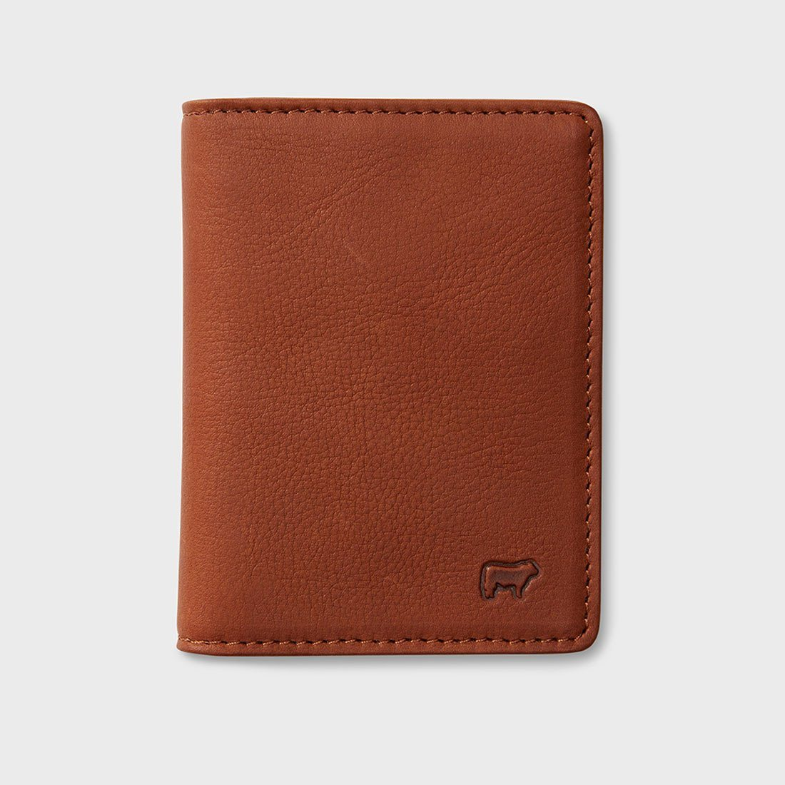 Will Leather Goods Cyrus Card Case Cognac