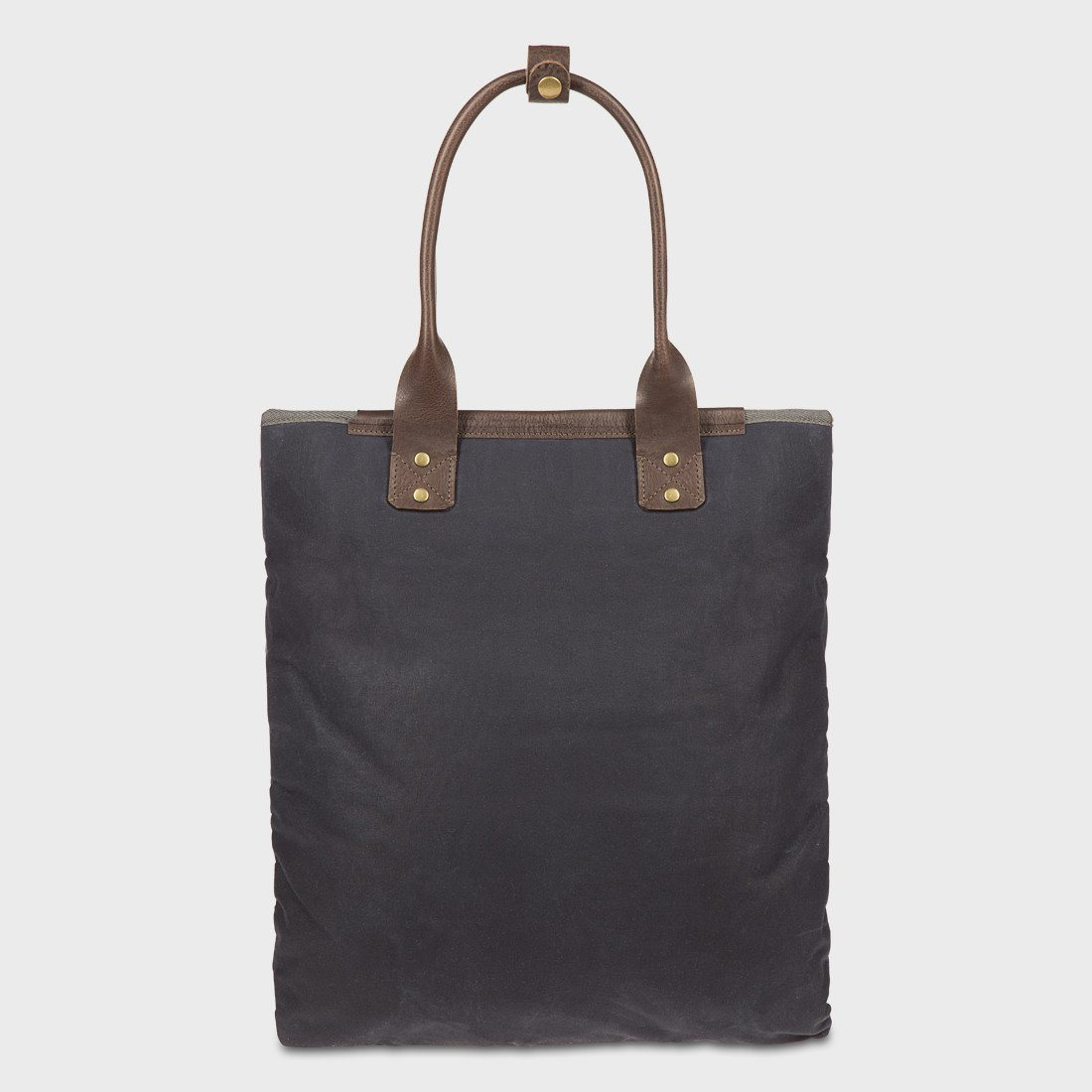 Will Leather Goods Cooper Spur Tote Navy