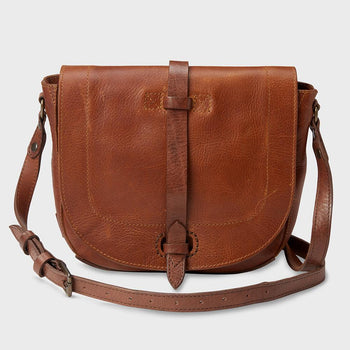 product: Will Leather Goods Seneca Crossbody Tan