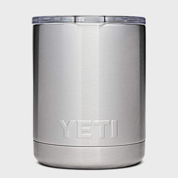 product: Yeti Rambler 10 Stainless Steel