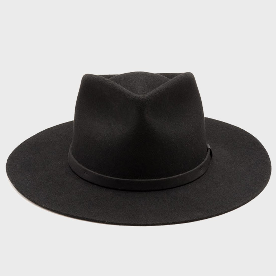 Yellow 108 Unisex Dylan Fedora Black
