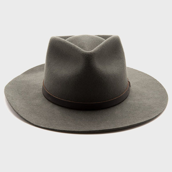 product: Yellow 108 Dylan Fedora Grey