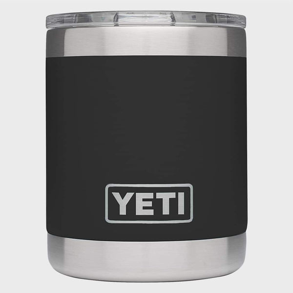 product: Yeti Rambler 10 Black