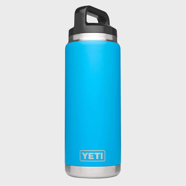 product: Yeti Rambler 26Oz Bottle Tahoe Blue