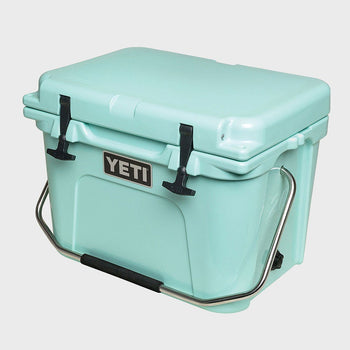 product: Yeti Roadie 20 Cooler Seafoam