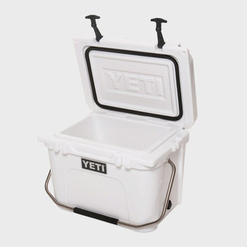product: Yeti Roadie 20 White