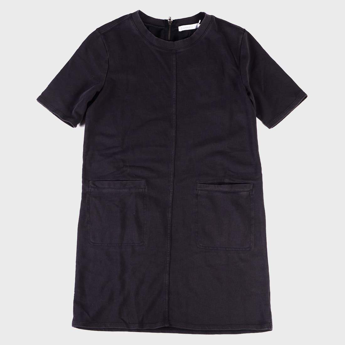 Alternative Apparel Weathered Wash Dress Black