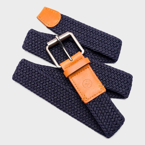 product: Arcade Hudson Belt Navy