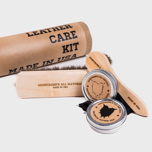 product: Armstrong's All Natural Tubular Leather Care Kit