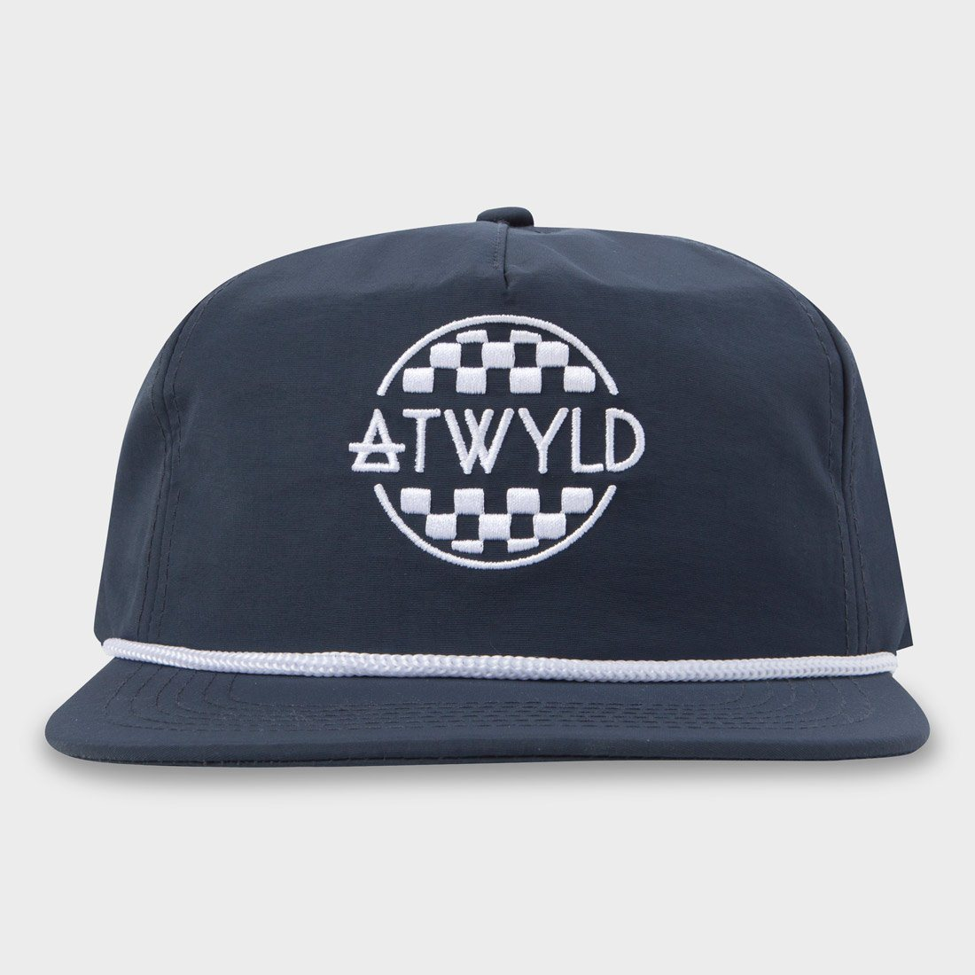 Atwyld Women's A-Team 5 Panel Hat Navy