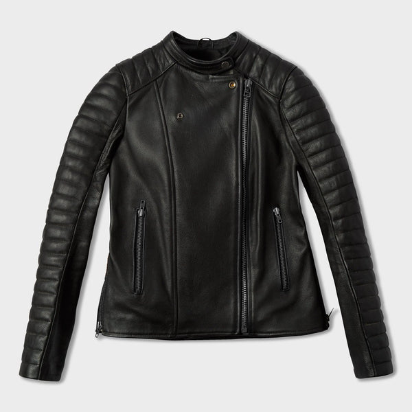 product: Atwyld Alltime 2.0 Moto Jacket Black