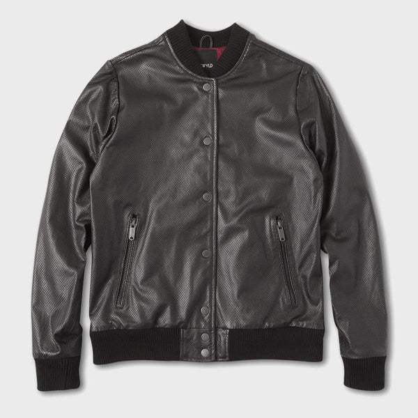 product: Atwyld Onyx Jacket Black