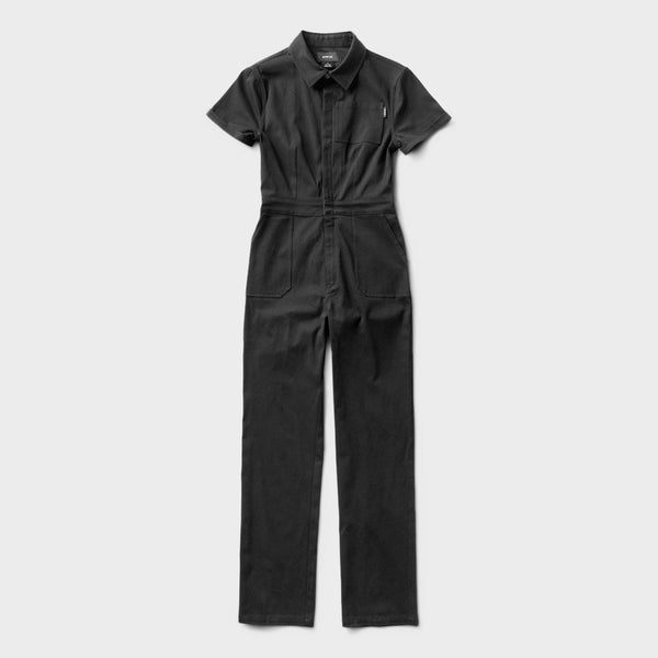 product: Atwyld Pit Crew Jumpsuit Black