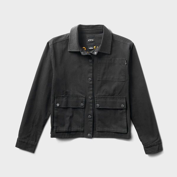 product: Atwyld Pursuit Garage Jacket Black