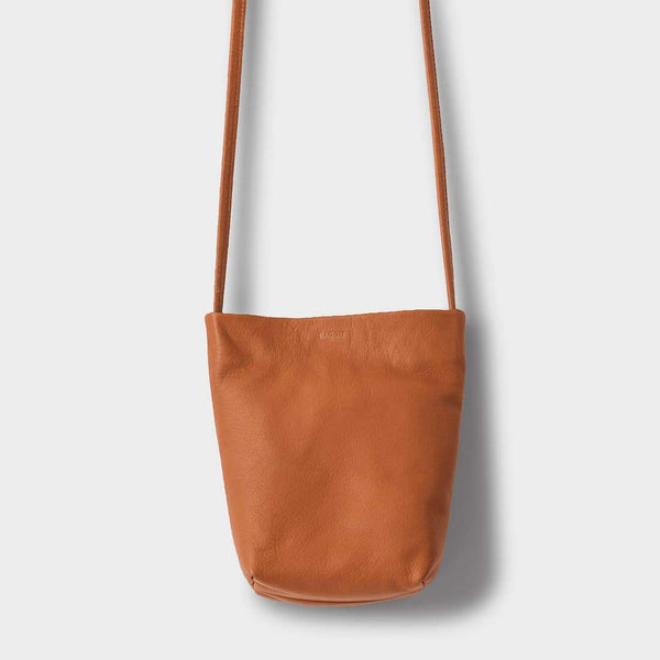 product: Baggu Cross Body Purse Saddle