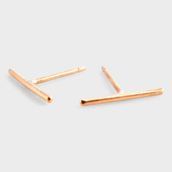 product: Baleen Stick Studs Gold