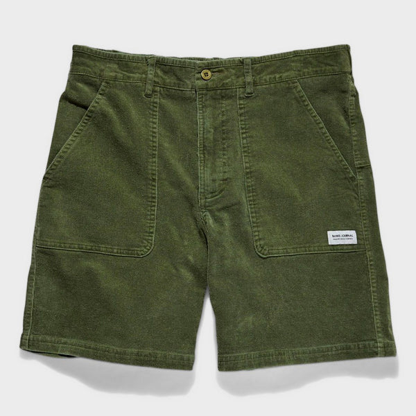 product: Banks Journal Big Bear Short Army Olive