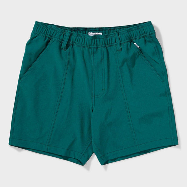 product: Banks Journal Brompton Walkshort Seaweed