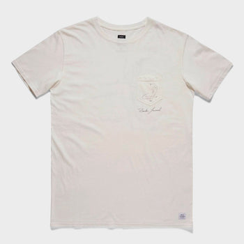 product: Banks Journal Catherine Rex Smoke T-Shirt Off White