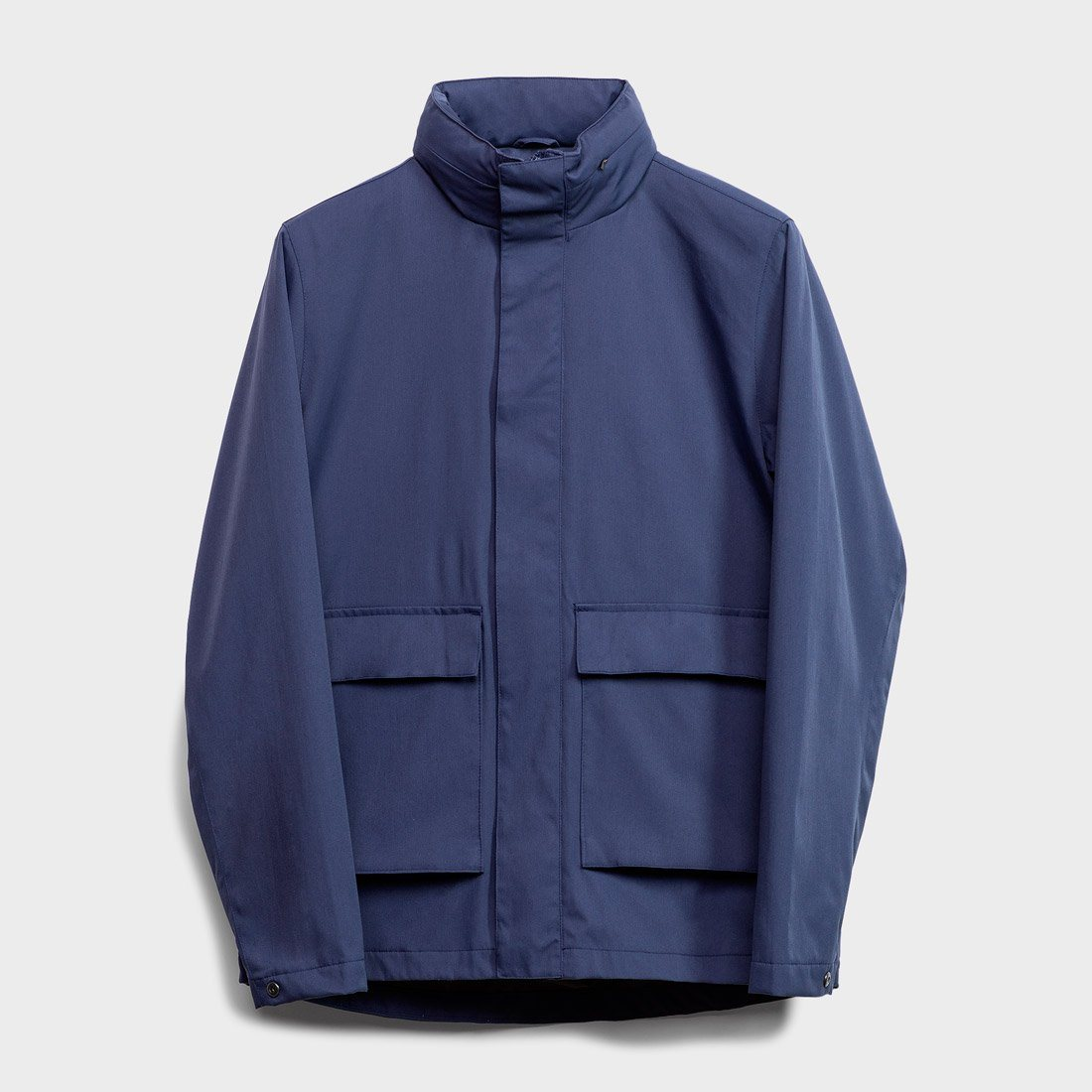 Baro Lowry Jacket Navy