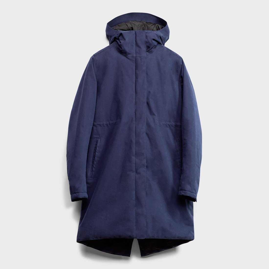 Baro Women's Northlands Insulated Jacket Navy