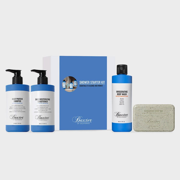 prouct: Baxter Of California Shower Kit