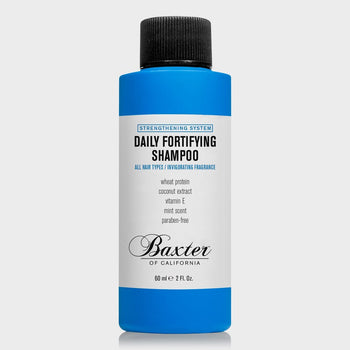 product: Baxter of California Daily Fortifying Shampoo 2oz