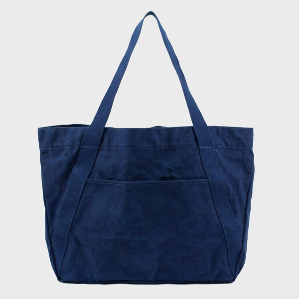 product: BLK PINE Angle Large Tote Indigo