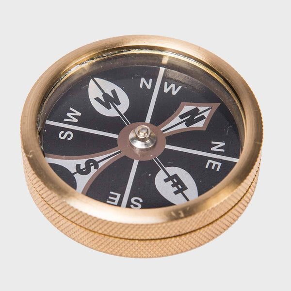 product: Bradley Mountain Brass Compass