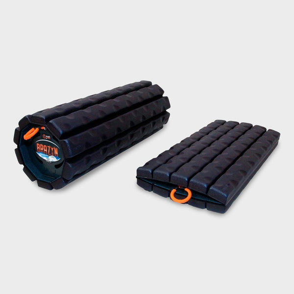 product: Brazyn Morph Bravo Collapsible Foam Roller Black