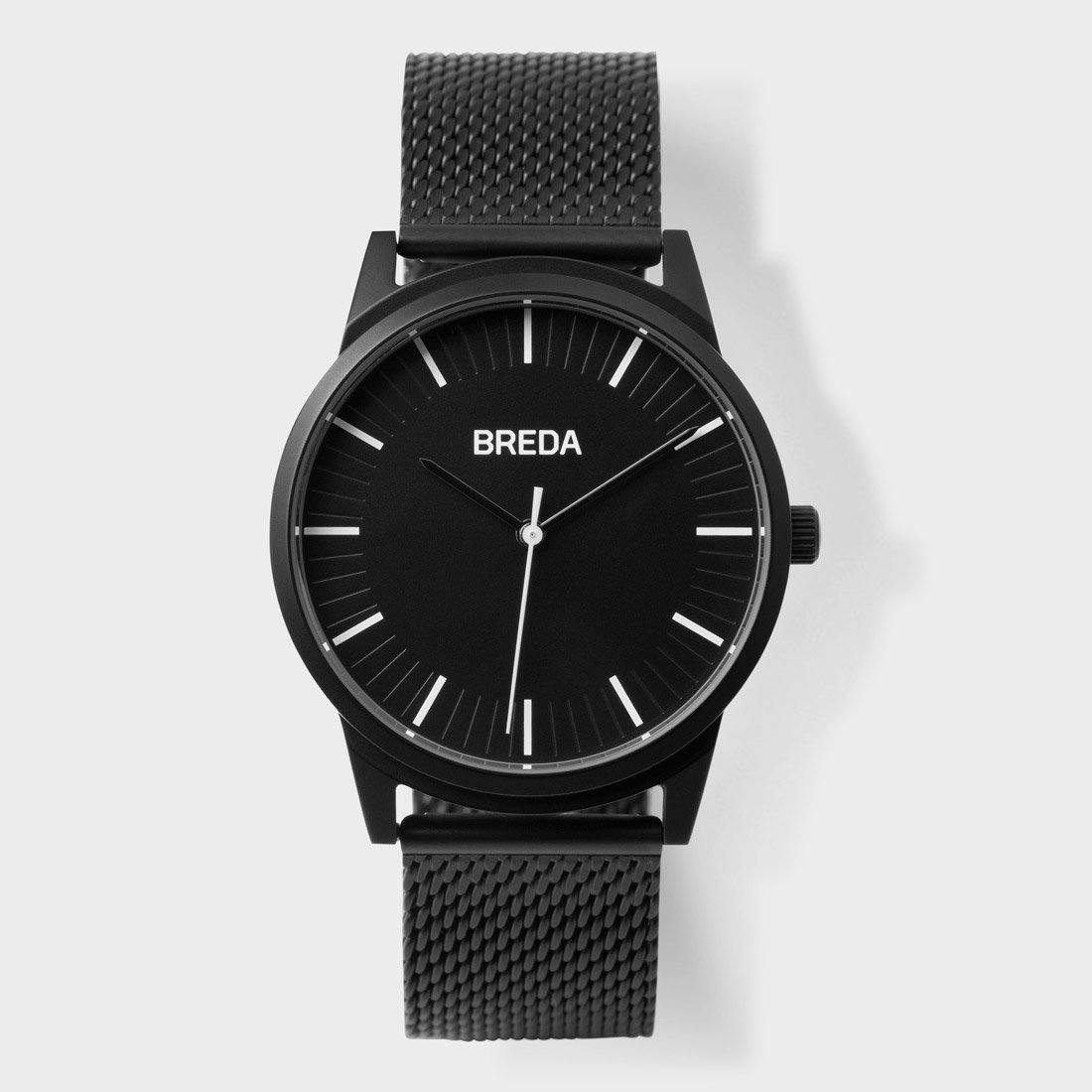 Breda Bresson Watch Black/Black