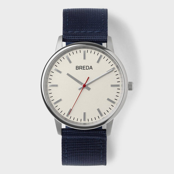 Breda Valor Watch Blue/ White