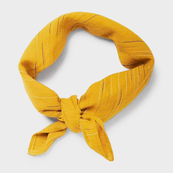 product: Bridge & Burn Bandana Goldenrod