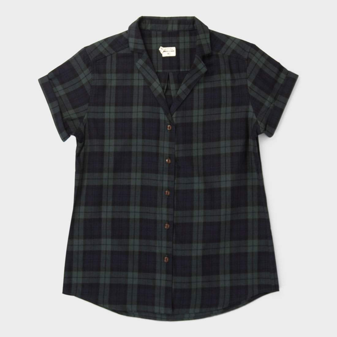 Bridge & Burn Women's Innes Shirt Blackwatch