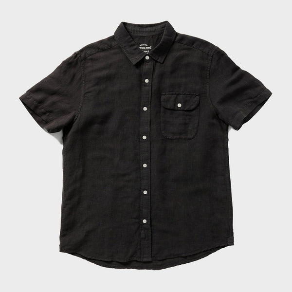 product: Bridge & Burn Marten Shirt Charcoal Garment