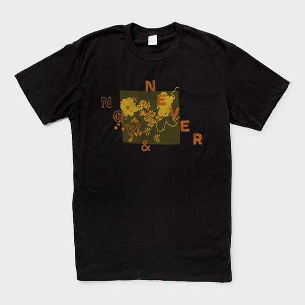 product: Bridge & Burn Now & Never T-Shirt Black