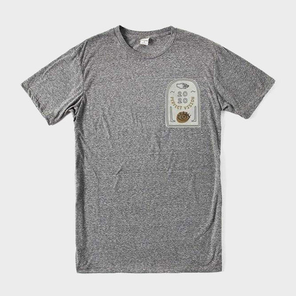 product: Bridge & Burn Perfect Vision T-Shirt Dark Heather