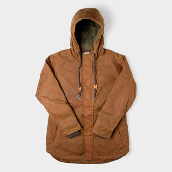 product: Bridge & Burn Women's Sequoia Jacket Brown