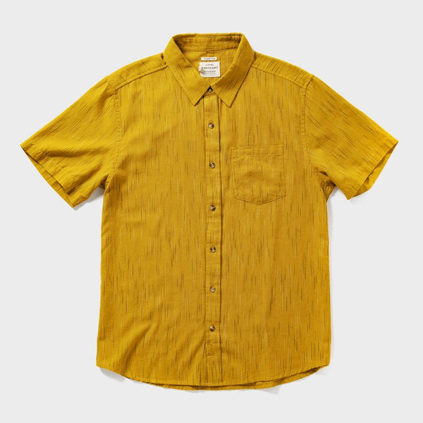 product: Bridge & Burn Women's Lana Top Goldenrod Multi