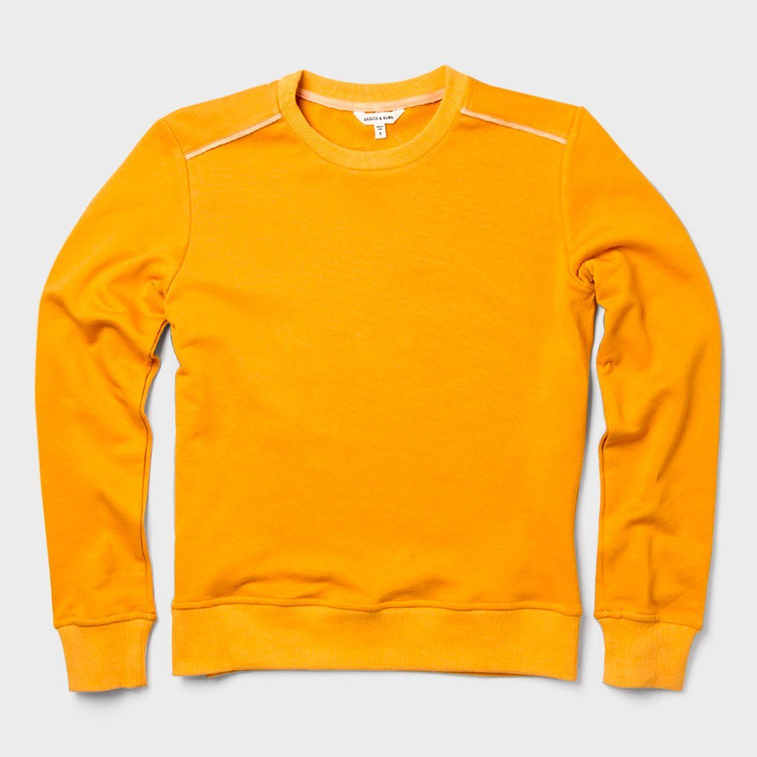 Bridge & Burn Women's Linnton Crewneck Gold