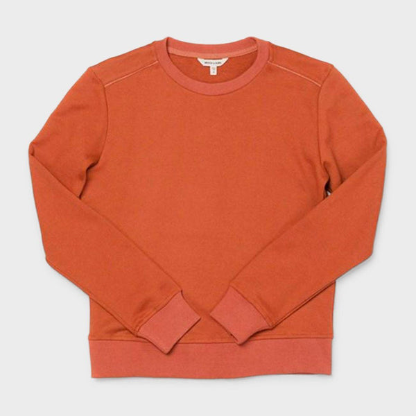 product: Bridge & Burn Women's Linnton Crewneck Curry