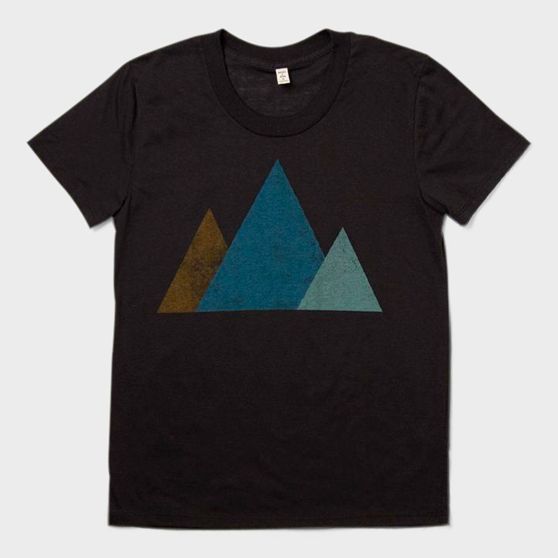 Bridge & Burn Women's Mtn T-Shirt Black