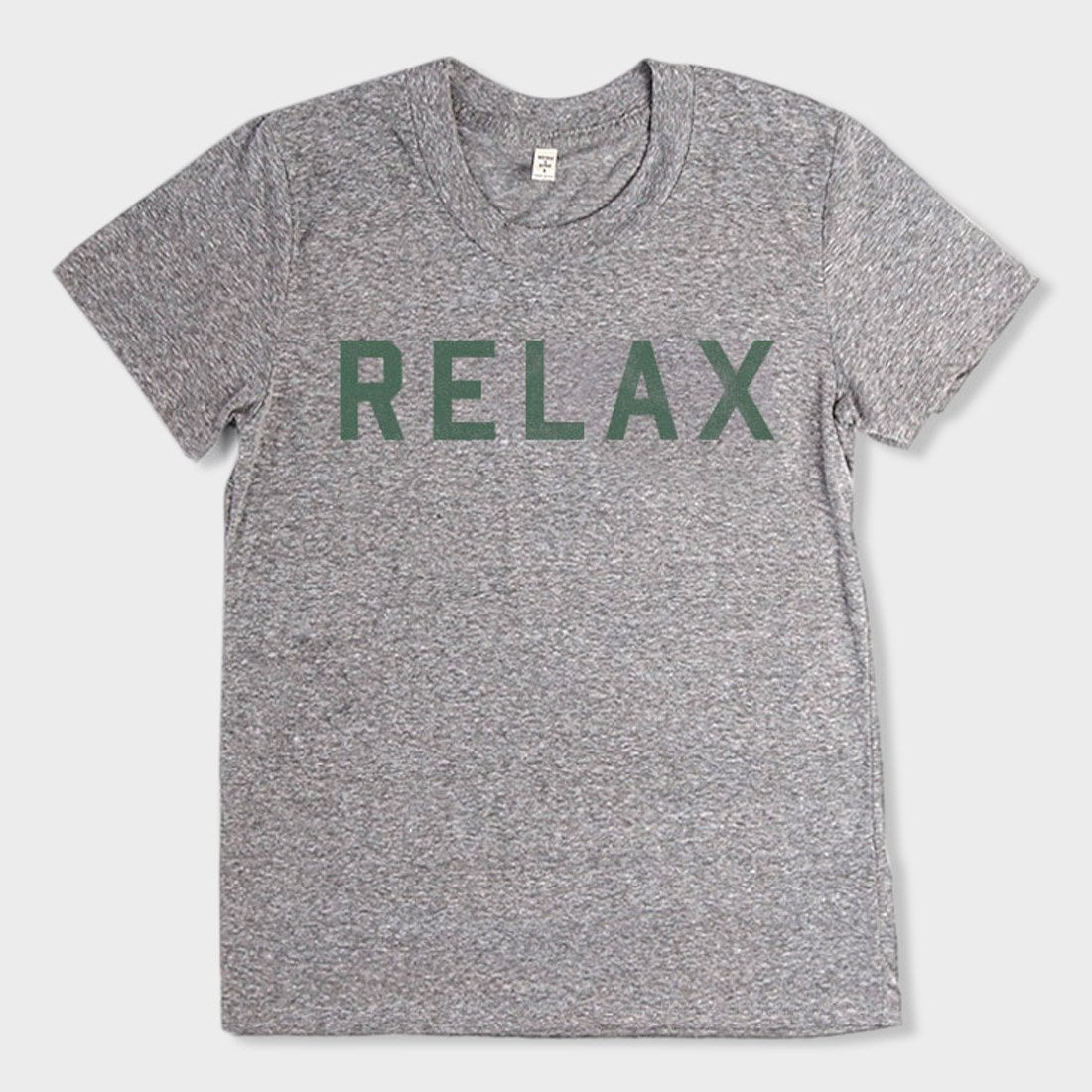 Bridge & Burn Women's Relax T-Shirt Dark Heather
