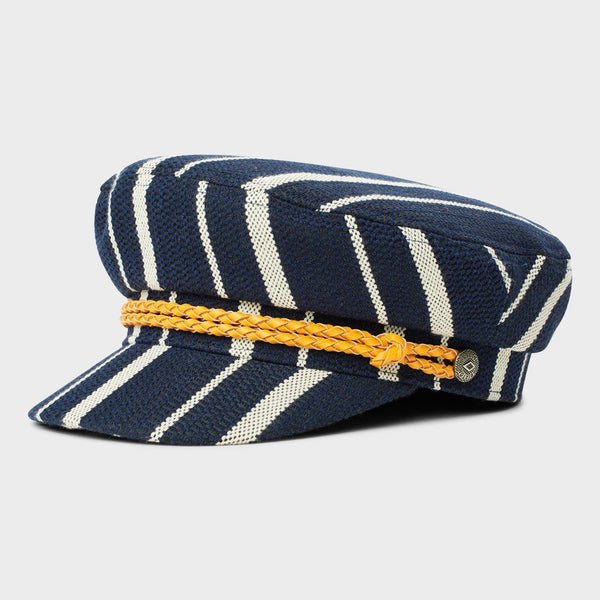 product: Brixton Women's Ashland Cap Navy/ White