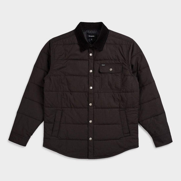 product: Brixton Cass Jacket Black