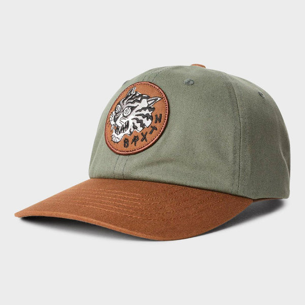 product: Brixton Dela LP Cap Cypress/Hide